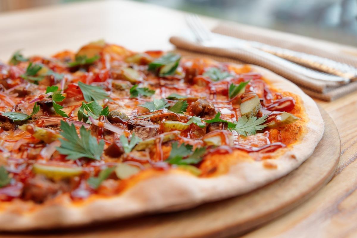 Рецепт Приготовления Мясной Пиццы Дома