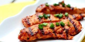 3 блюда из курицы в соусе - Рецепт курицы в соево-медовом соусе