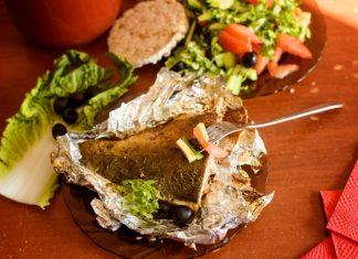 Приготовление рыбы запечённой в духовке