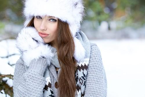 Как Зимой Красиво Выглядеть?