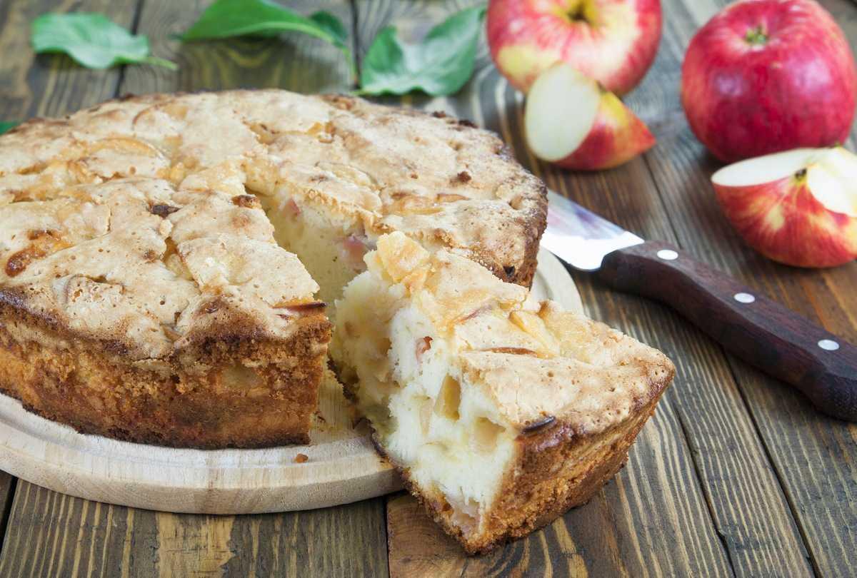 Apfel Charlotte kochen