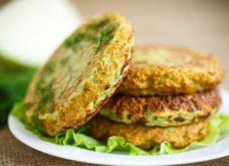 Рецепт постных капустных котлет