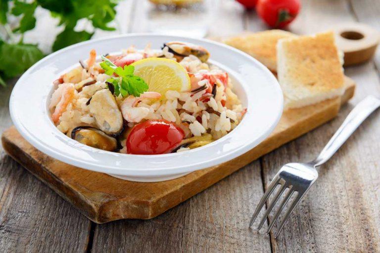 9 рецептов салата из морепродуктов