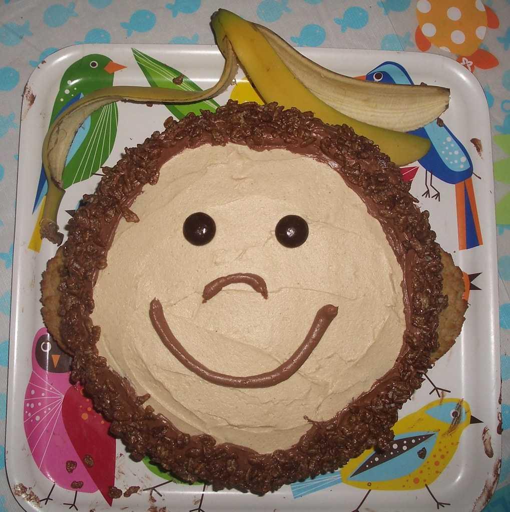 Рецепт торта банановое счастье мужскими руками на 8 Марта