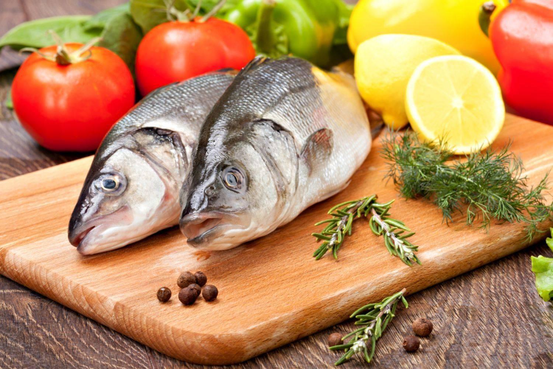 15 продуктов для повышения детского иммунитета - Морская рыба