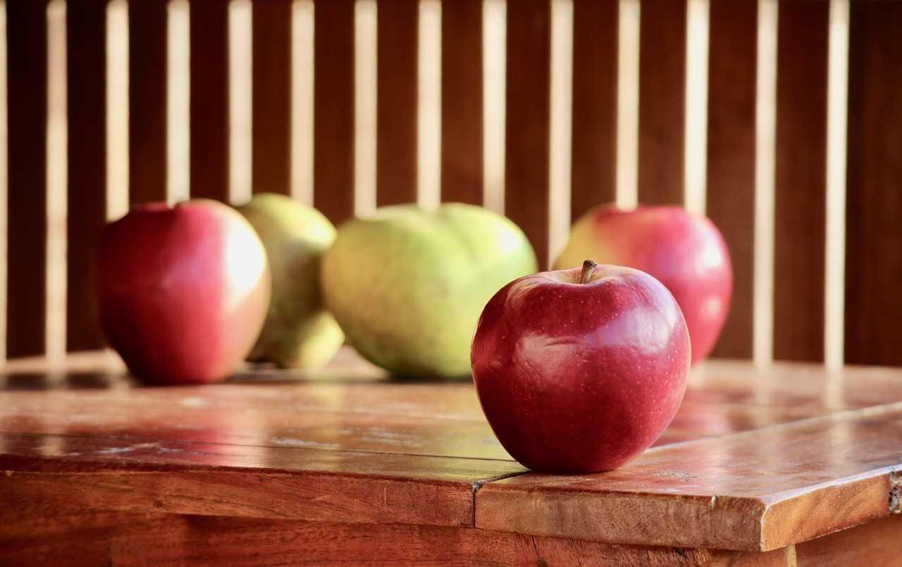 15 продуктов для повышения детского иммунитета - Яблоки