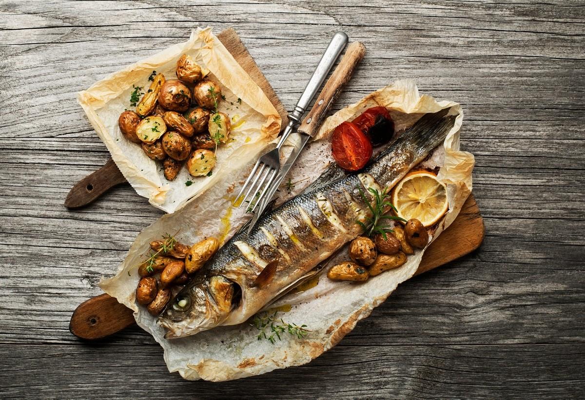 17 способов сделать завтрак полезным - Рыба