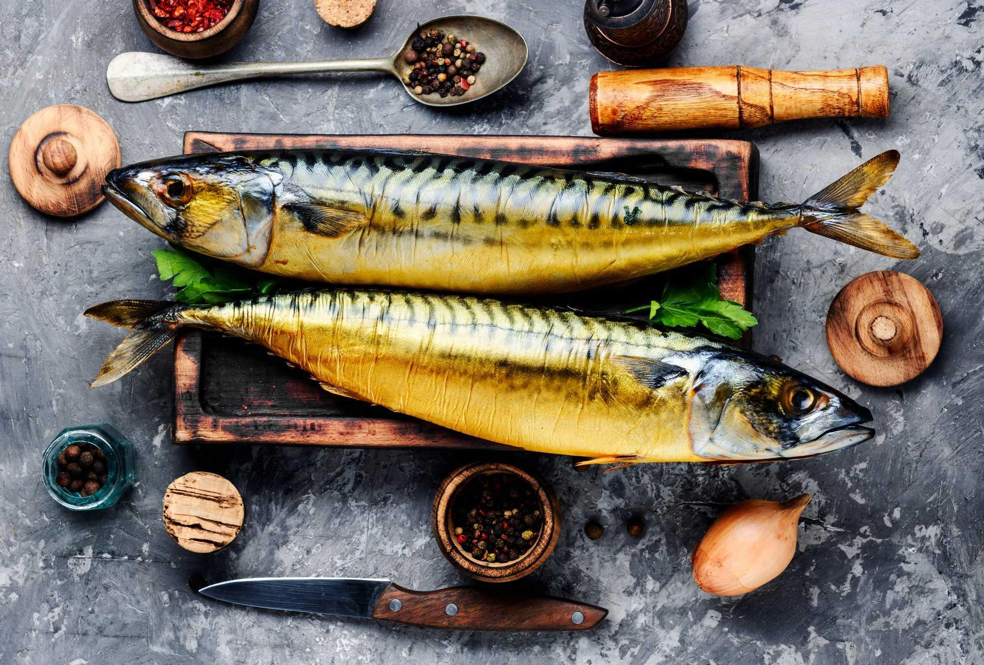 2 рецепта копчения рыбы в домашних условиях