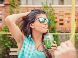 23 вкусных смузи для похудения