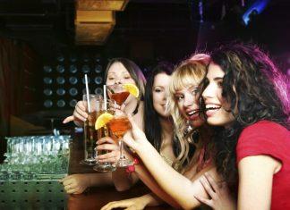 4 лучших дамских коктейля