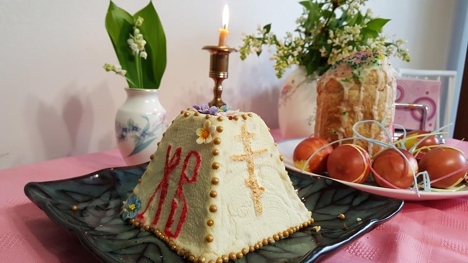 5 рецептов приготовления пасхальных куличей Творожная пасха