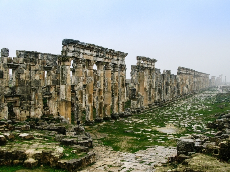 Город Апамея