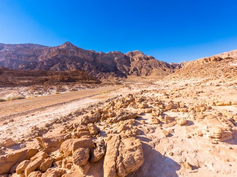 Национальный туристический маршрут Израиля