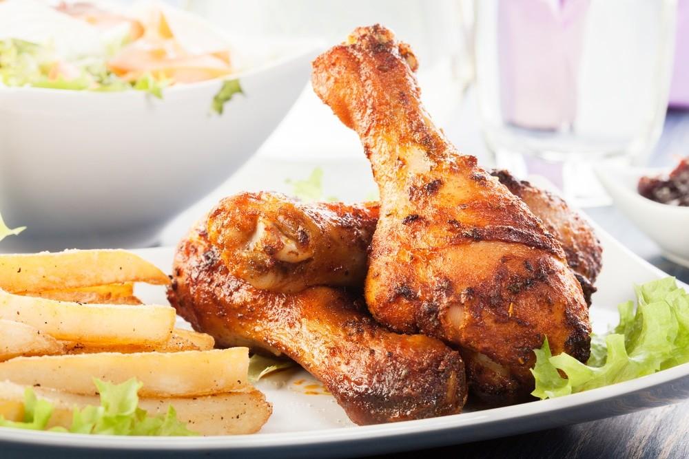 Белое куриное мясо