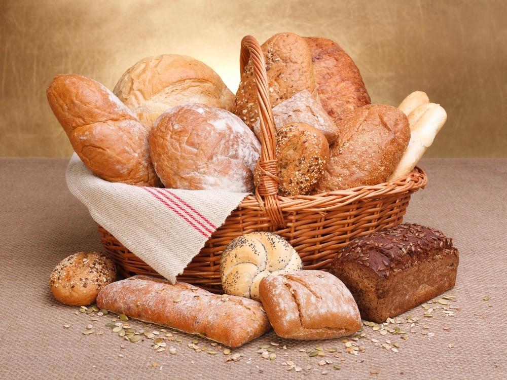 Булочки и хлеб