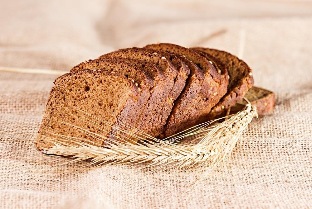 Хлеб из непросеянной муки