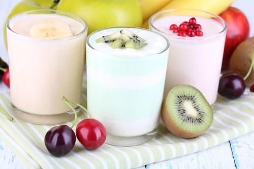 Кефир и йогурт