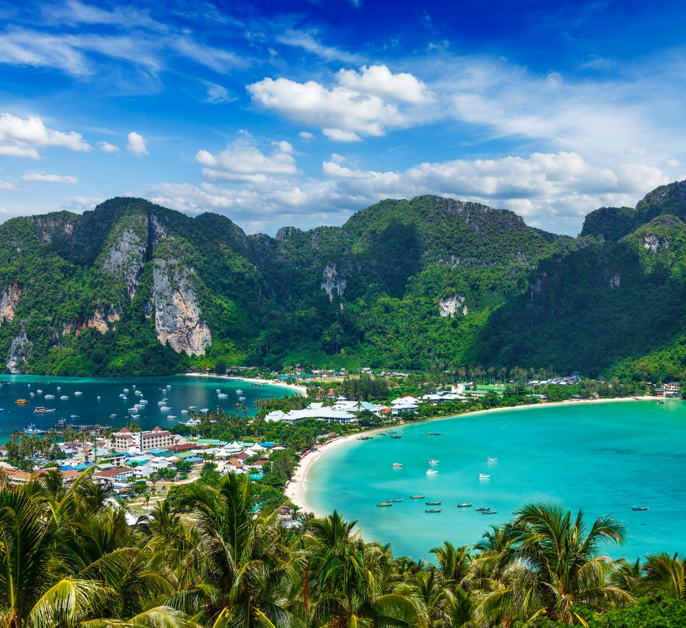 Остров Пхи-Пхи (Таиланд)