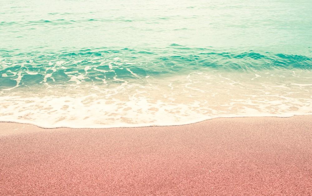 Пляж Розовые пески (Багамские острова)