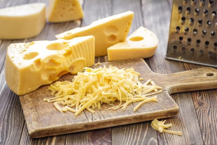 Сыр с пониженным содержанием жира
