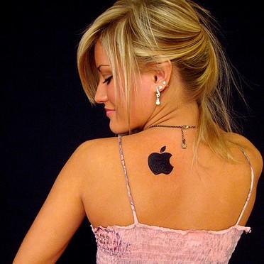 Татуировка Эпл (Apple)