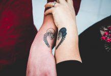 10 лучших идей тату для двоих