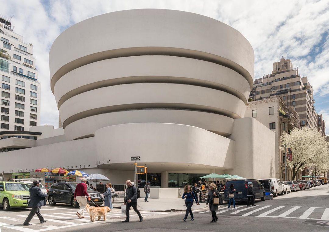 Музей Соломона Гуггенхайма - Guggenheim Museum