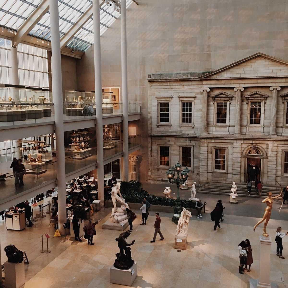 Музей искусства Метрополитен - Metropolitan Museum of Art