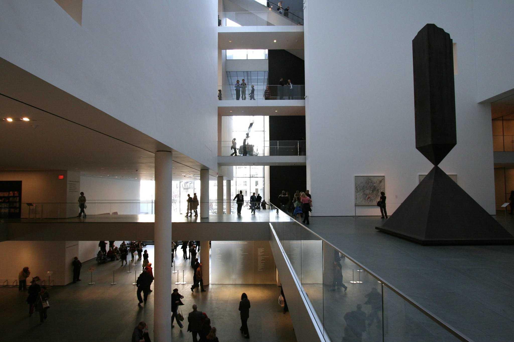 Музей современного искусства Нью Йорк - Museum of Modern Art