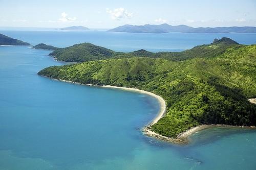 остров святой Троицы, Австралия