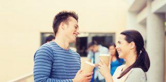 15 способов начать разговор с парнем