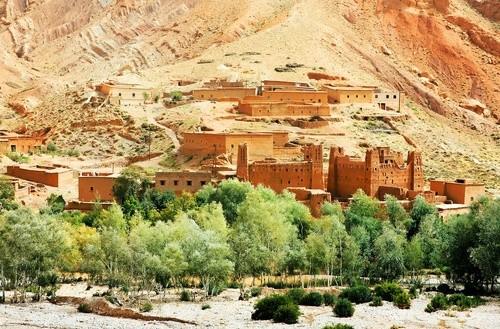 Долина Дадес, Марокко