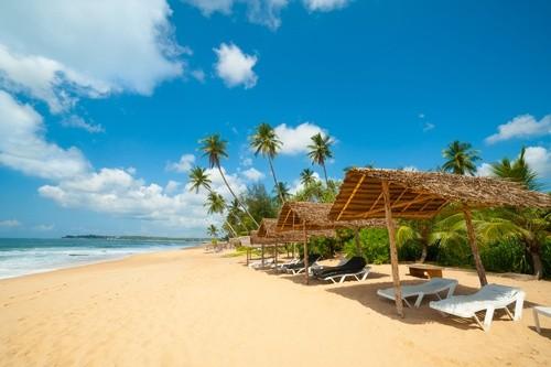 Сказочные пляжи Шри-Ланки