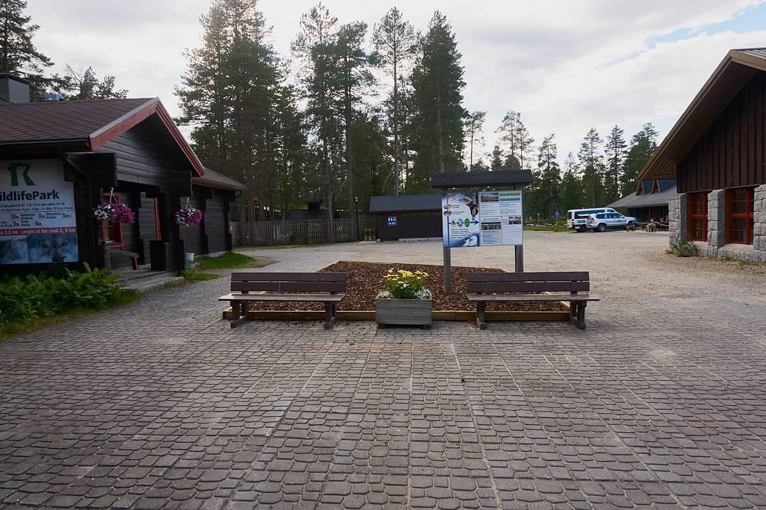 Парк дикой природы Рануа, Финляндия