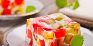 Рецепт приготовления торта «Битое стекло» от повара