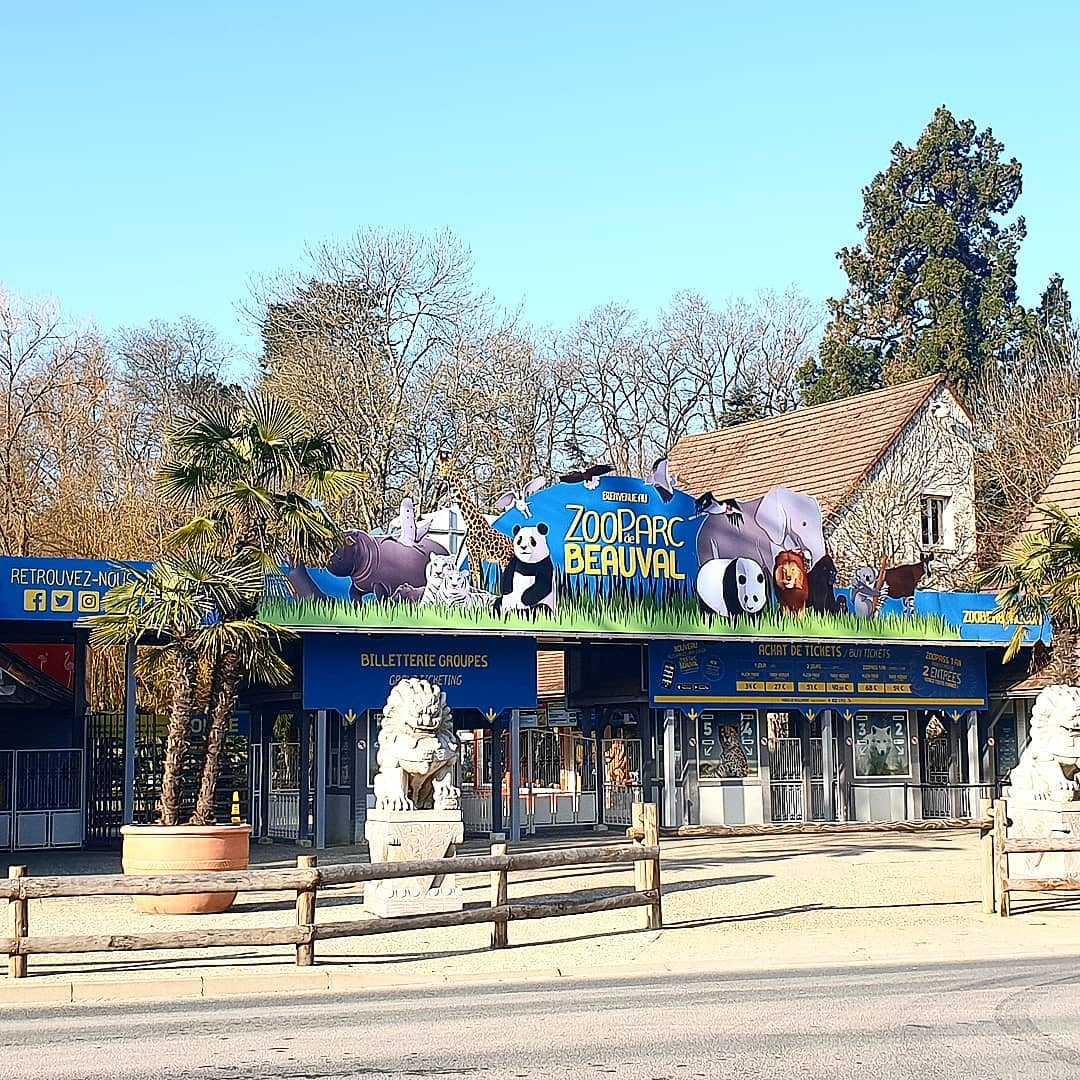 Зоопарк Beauval, Франция