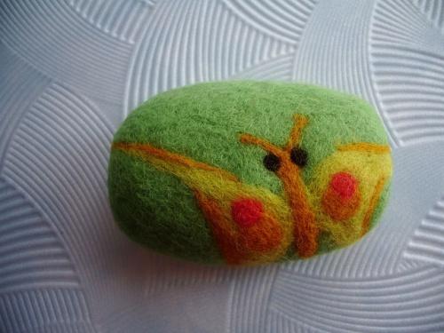 Мыло-мочалка «Бабочка»