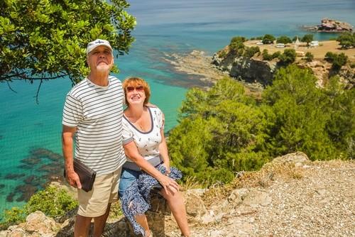 Теплое гостеприимство Кипр