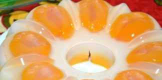 Рецепт фруктового десертного торта