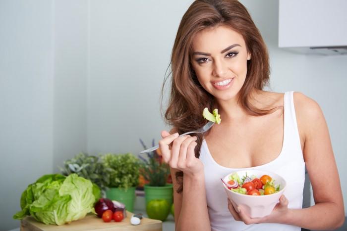 Кушайте салаты