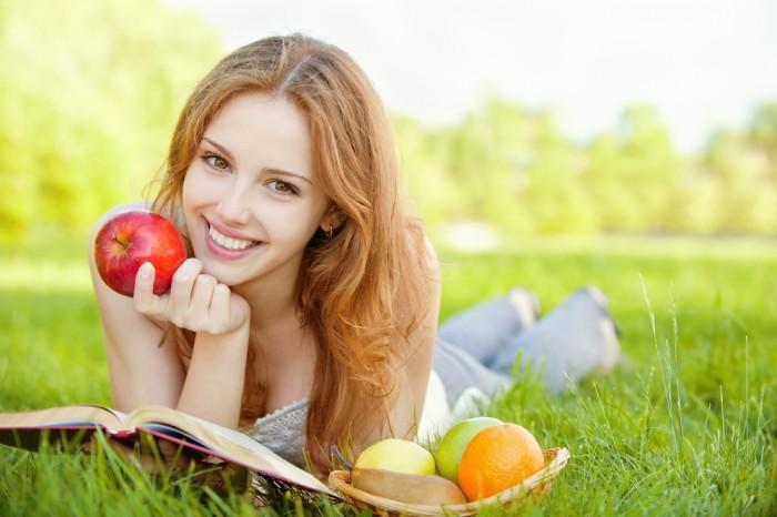 Кушайте больше фруктов