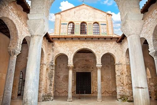 Евфразиева базилика, Пореч, Хорватия