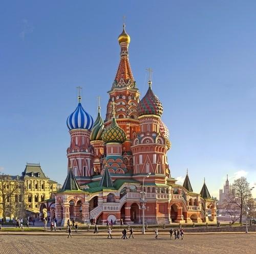 Храм Василия Блаженного, Москва, Россия