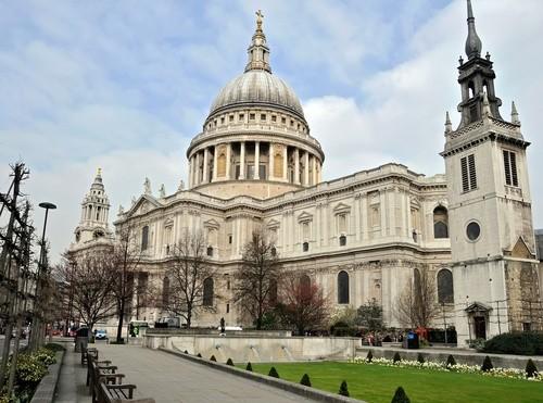 Собор Святого Павла, Лондон, Англия