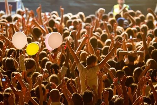Концерты открытого типа и фестивали музыки