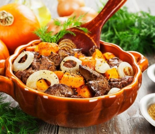 5 великолепных блюд из тыквы