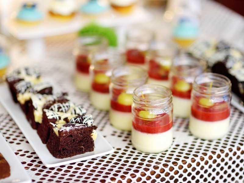 7 вкусных низкокалорийных десертов