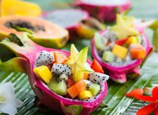 8 экзотических фруктов, которые стоит попробовать