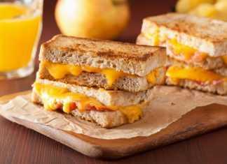 8 рецептов восхитительных жареных бутербродов с сыром