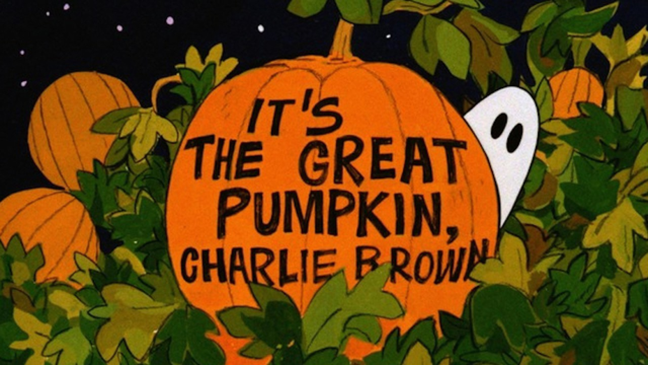 Большая тыква, Чарли Браун It's the great pumpkin, Charlie Brown